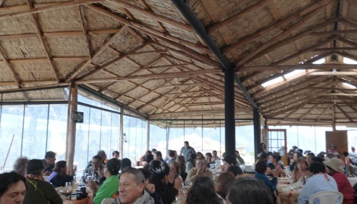 Inauguración La Granja del Colca